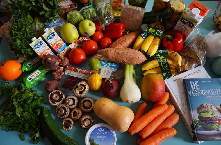 vegan und essen