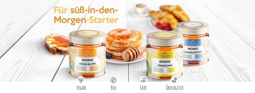 vegane Honig Alternative