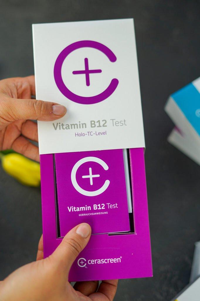 Vitamin B 12 Testkit