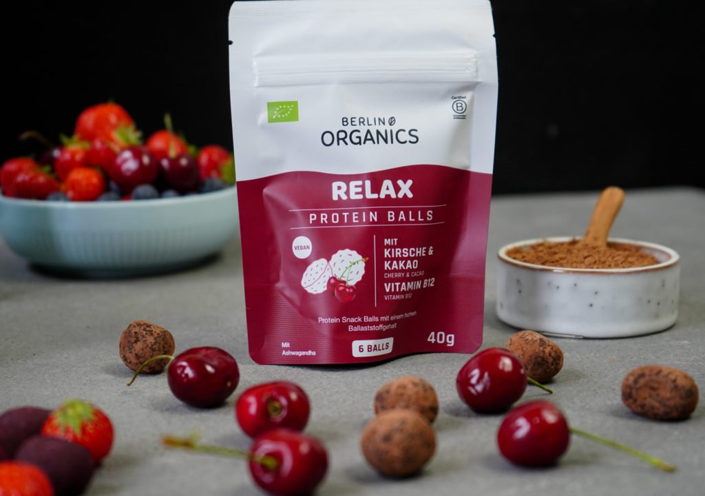 Relax Protein Balls