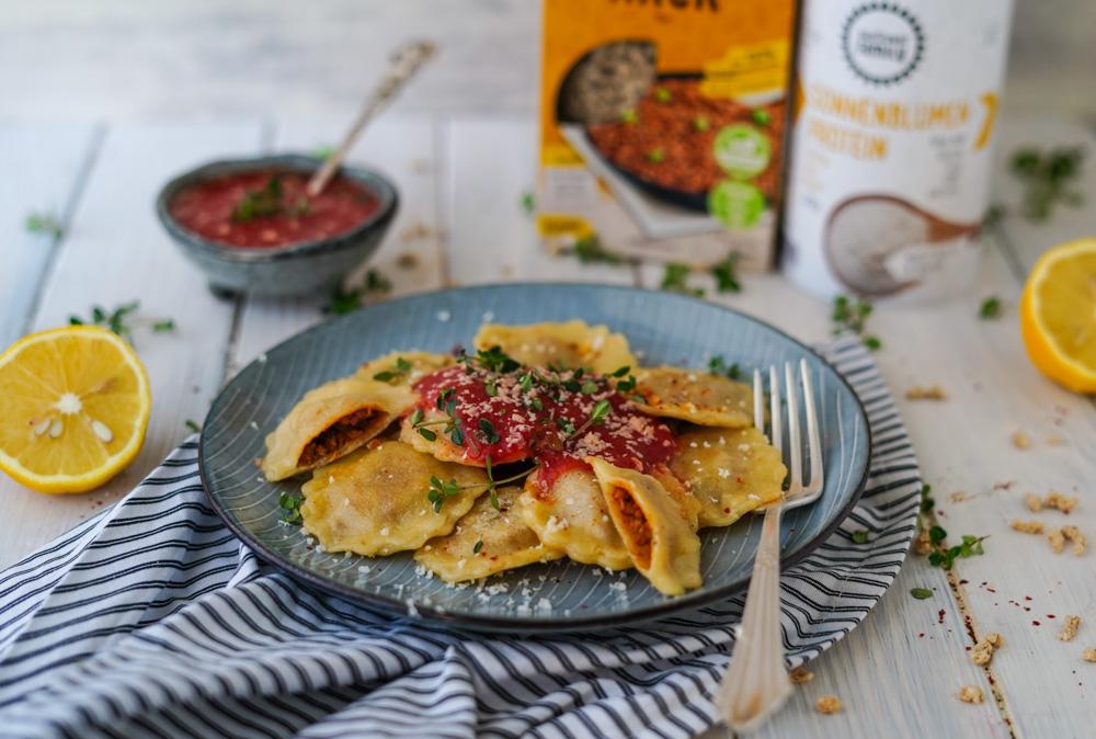Rezept Vegane Ravioli