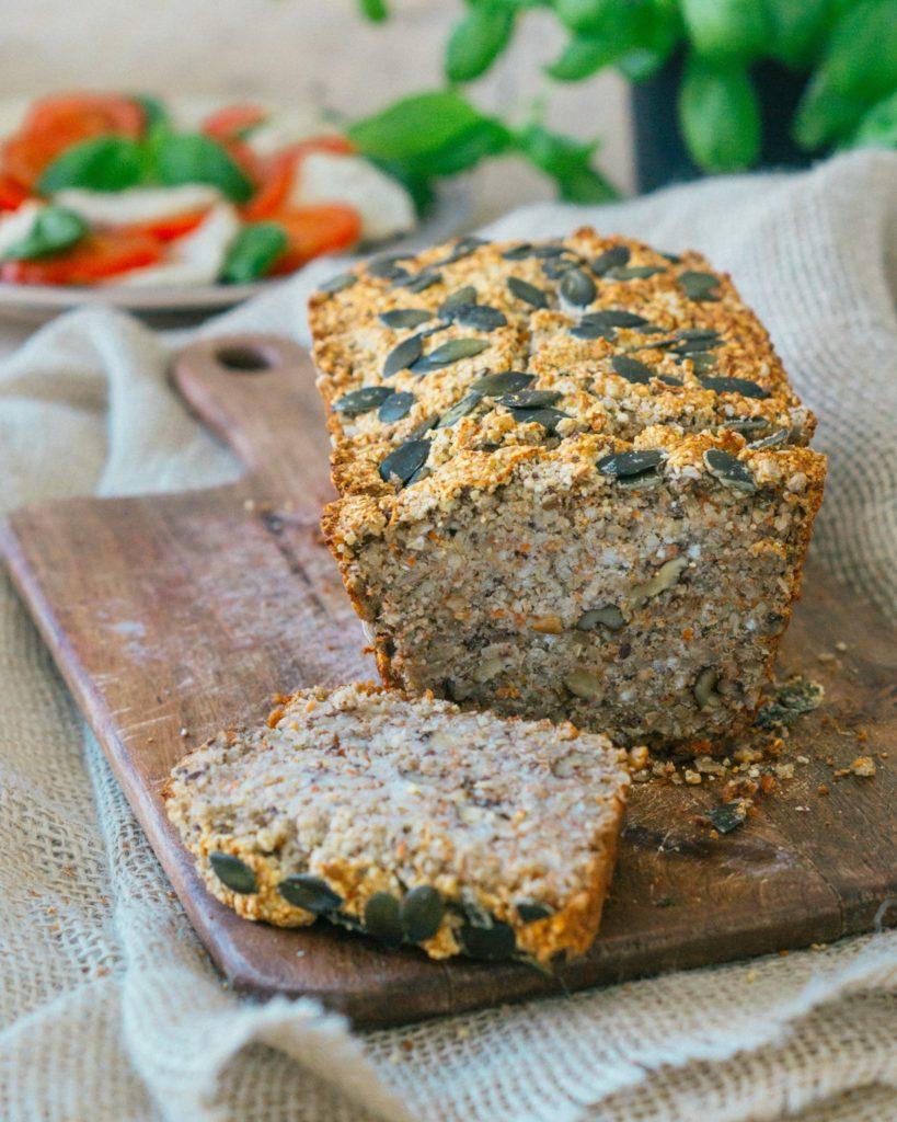 Glutenfreies Brot mit Buchweizen