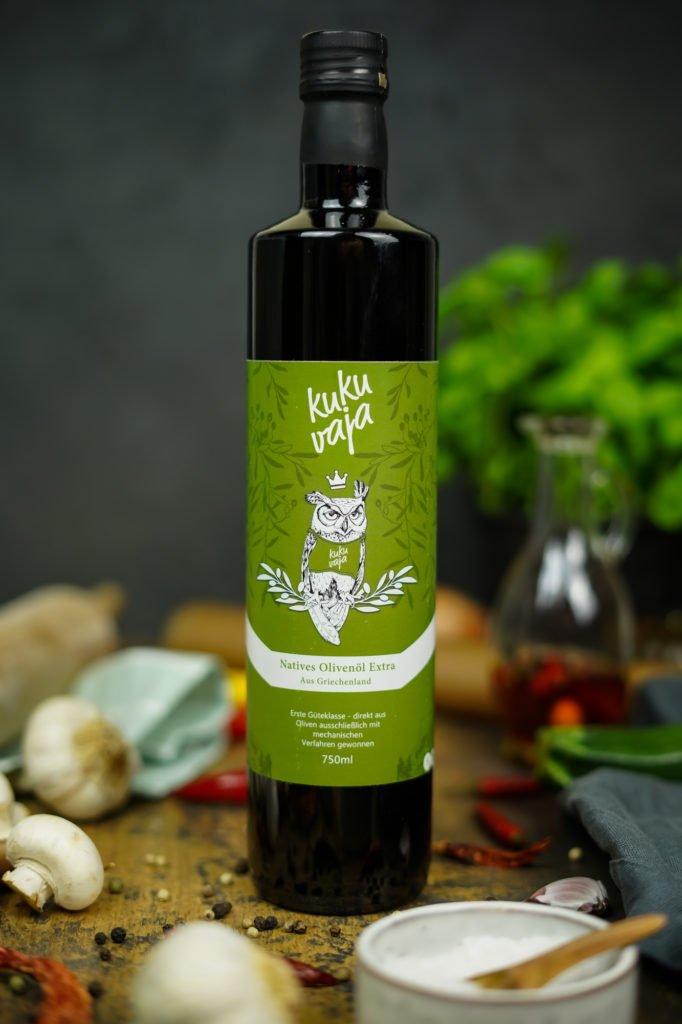 Olivenöl KUKUVAJA