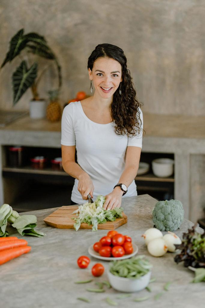Vegane Ernährung gesund Iss Happy