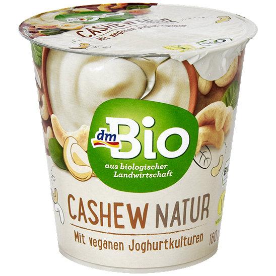 vegane joghurtalternative aus cashews