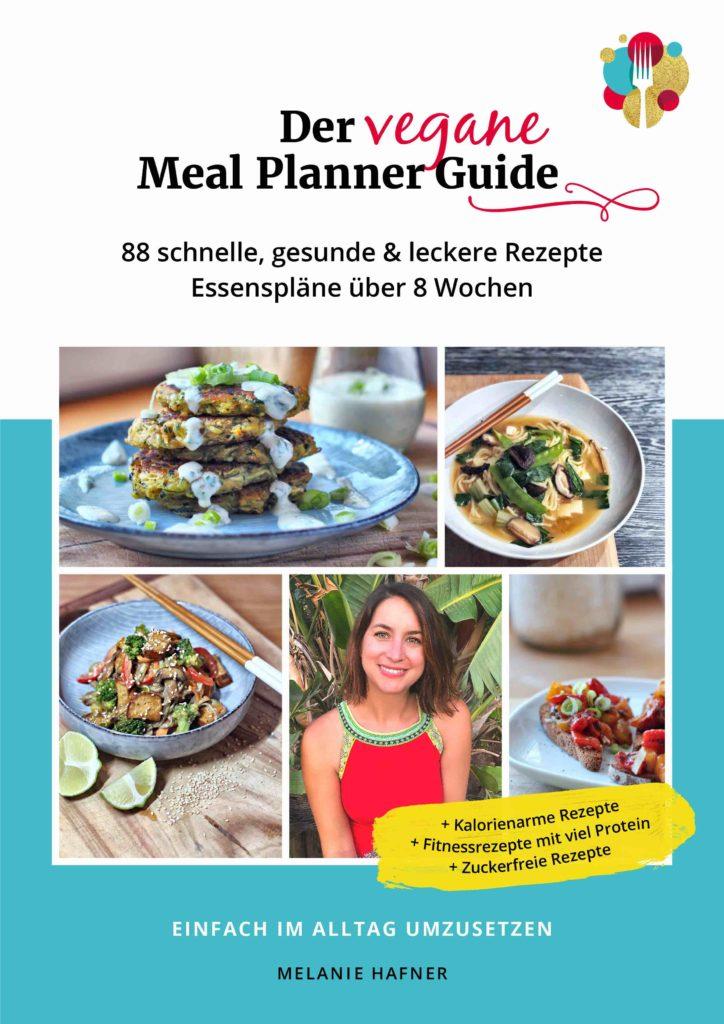 "E-Book ""Der vegane Meal Planner Guide"