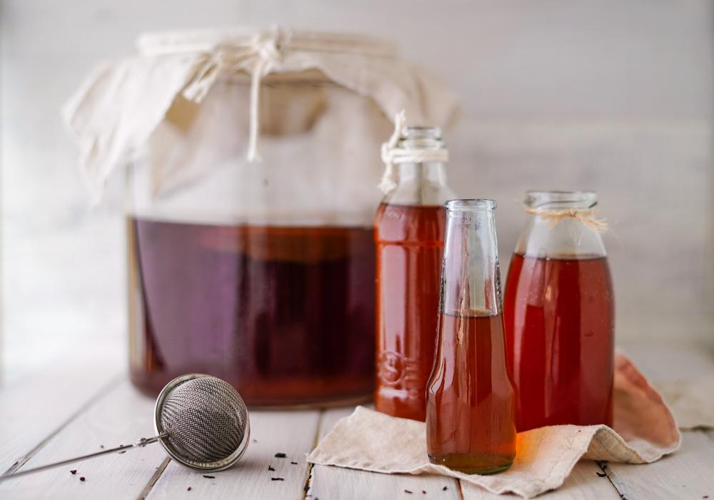 Fermentierte Getränke
