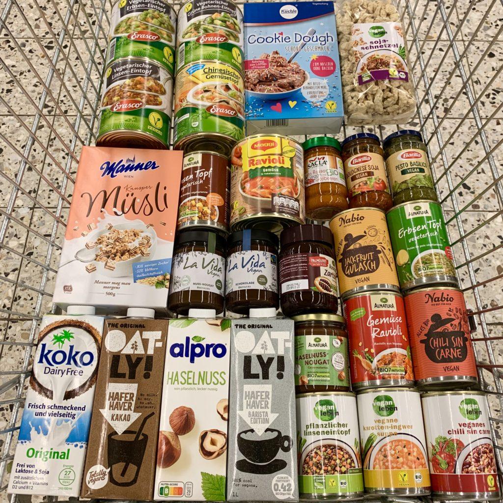 Vegane Produkte Globus