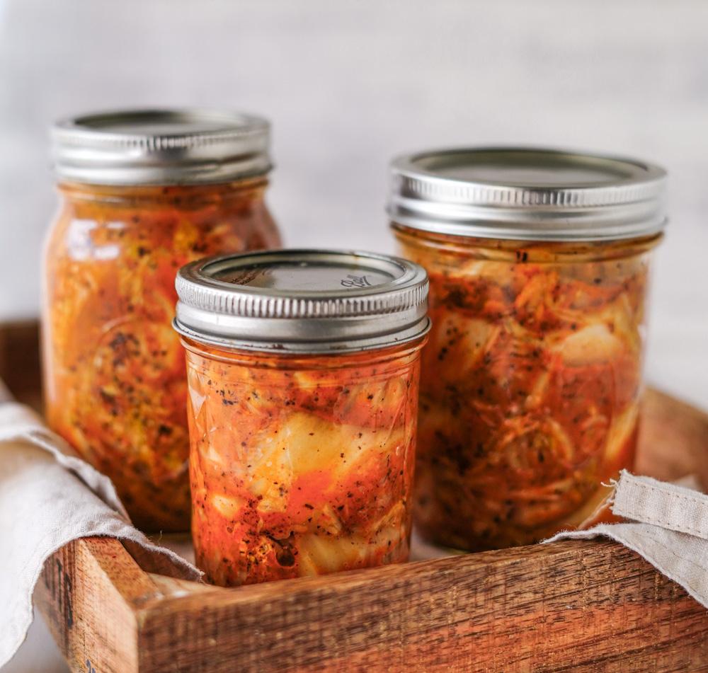 Kimchi selber machen