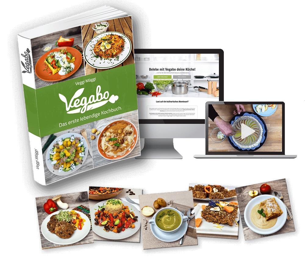 Vegabo – Das vegane Kochbuch