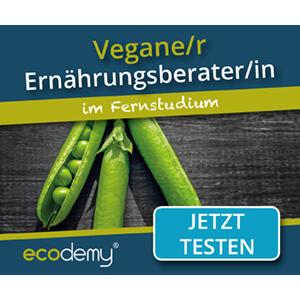 Vegane/r Ernährungsberater/in