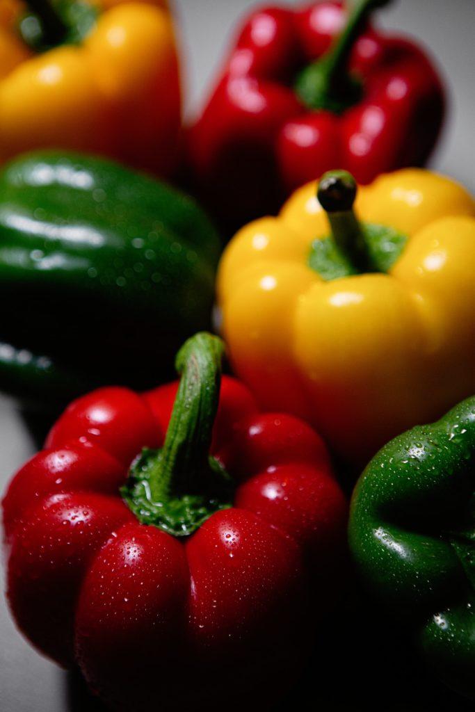 Gemüsepaprika