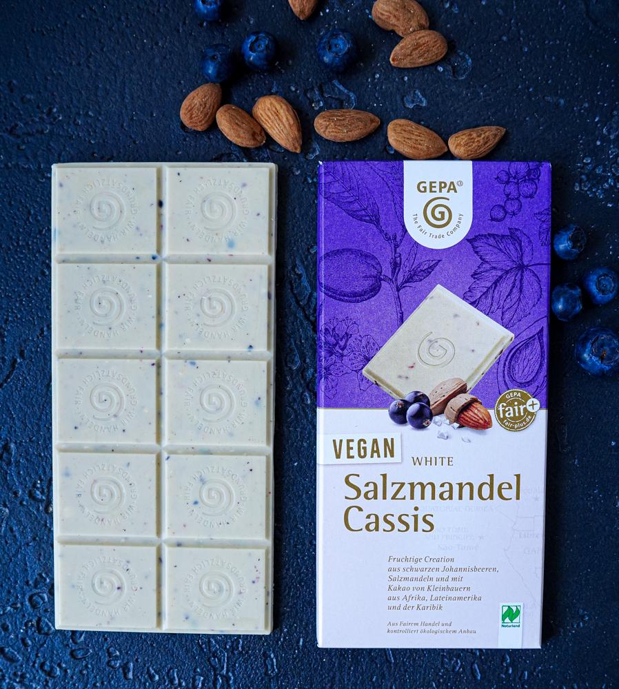 bio vegan schokolade fair hergestellt von GEPA
