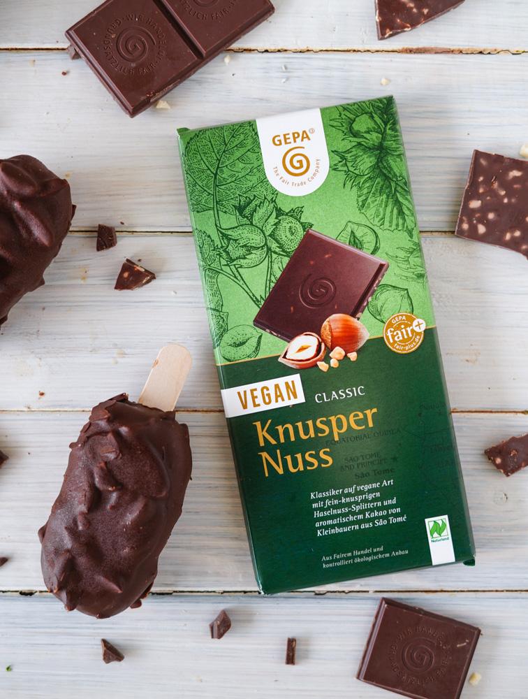 Gepa Knusper Nuss Schokolade