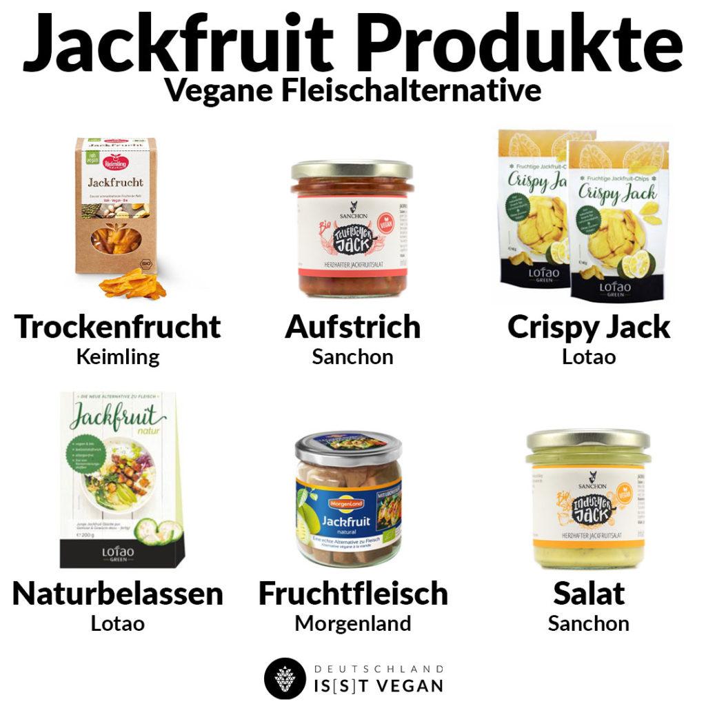 jackfruit Fleischalternative