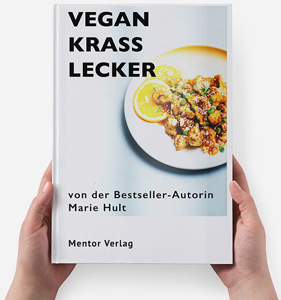 veganes kochbuch erschienen im mentor-verlag vegane geschenkideen