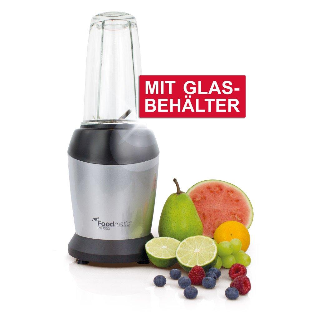 Personal Blender Foodmatic Vegane Küchenutensilien von Keimling