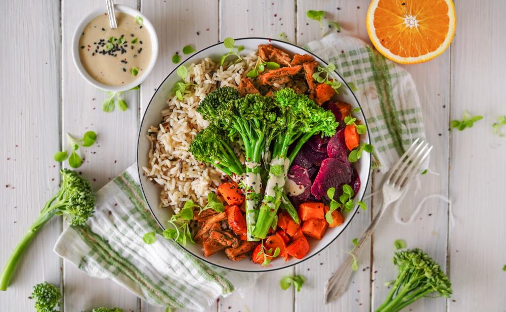 Bowl Rezepte vegan