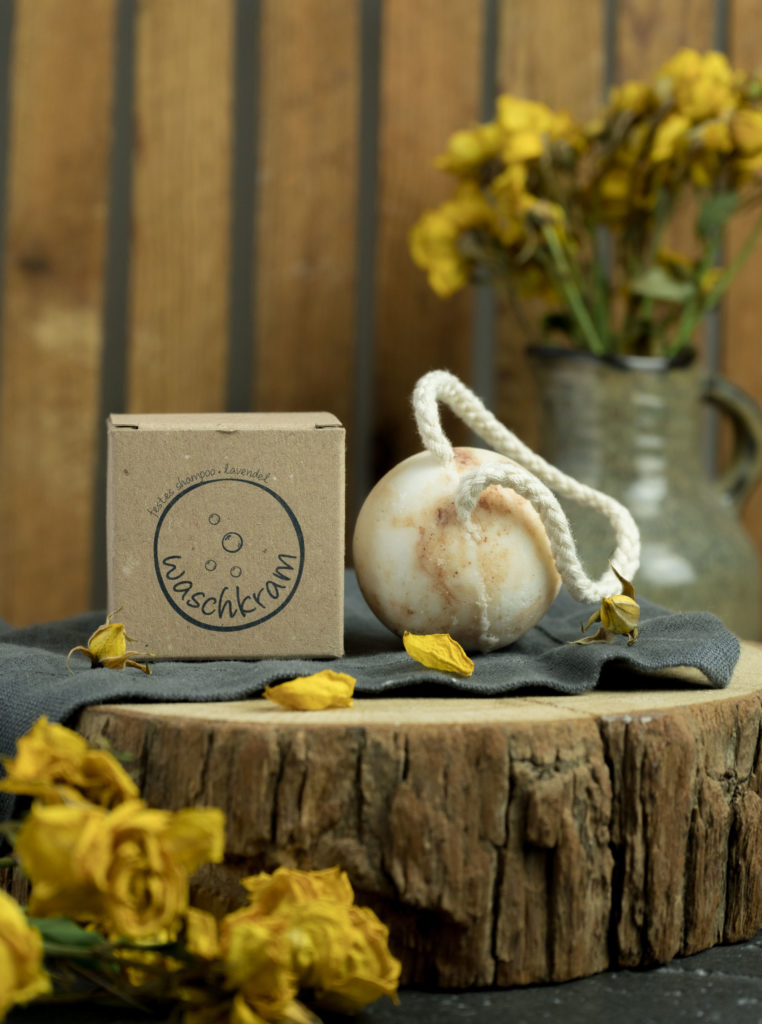 Produkte von sauberkunst und waschkram nachhaltig einkaufen grüne Bude