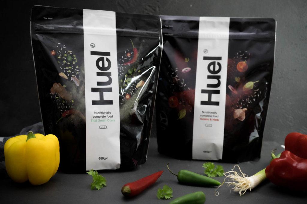Huel Hot & Savory