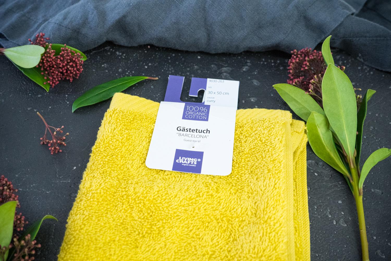 Nachhaltige Bio Textilien von Livingcrafts