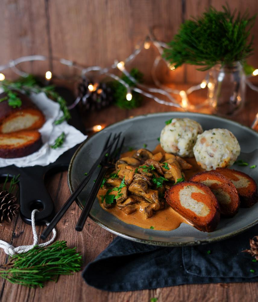 Veganes Weihnachtsrezepte