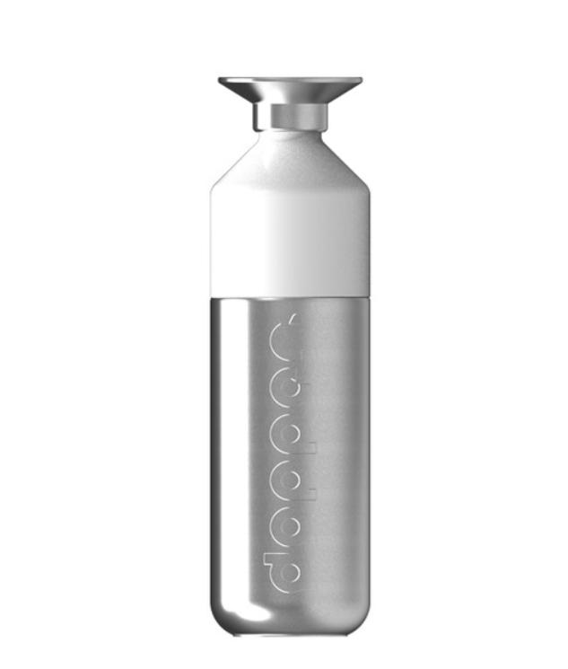BPA-freie Trinkflasche nachhaltig wiederverwendbar für den katastrophenfall
