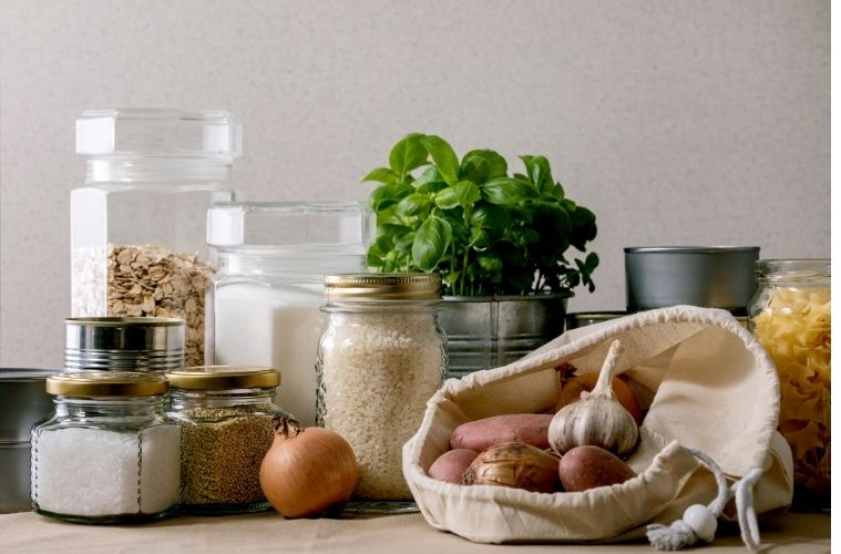 Veganer Notvorrat für den Katastrophenfall