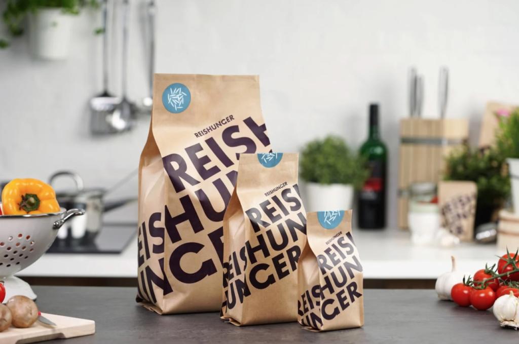 Reis ist als Grundnahrungsmittel unerlässlich für den veganen Notvorrat