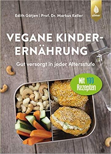 vegane Kinderernährung Buch
