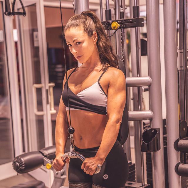 Sportübungen für zu Hause