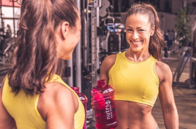 Veganer Fitnesskurs online