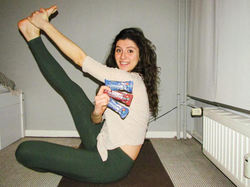 Yoga numove Proteinriegel