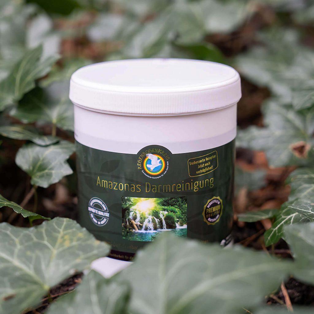 Amazonas Darmreinigung* aus Kräutern, Vitaminen, Mineralien und Enzymen