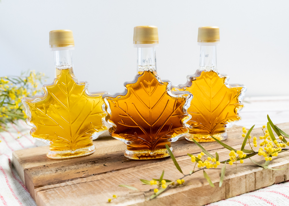 Ahornsirup aus Kanada