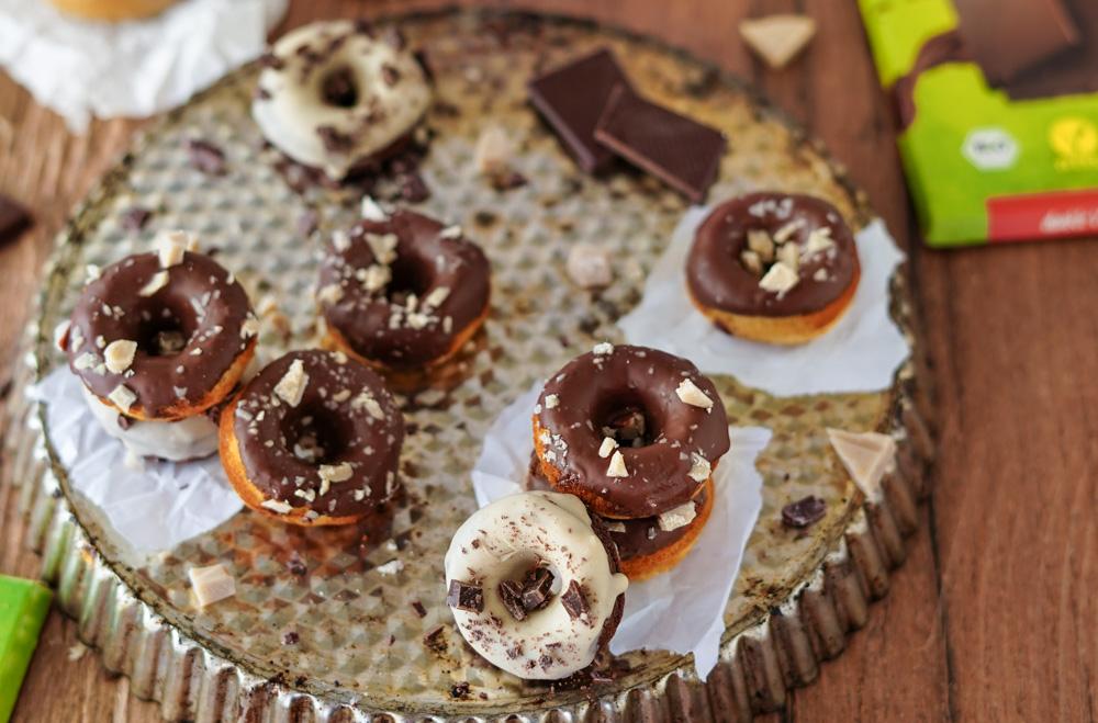 Donuts Rezept vegan