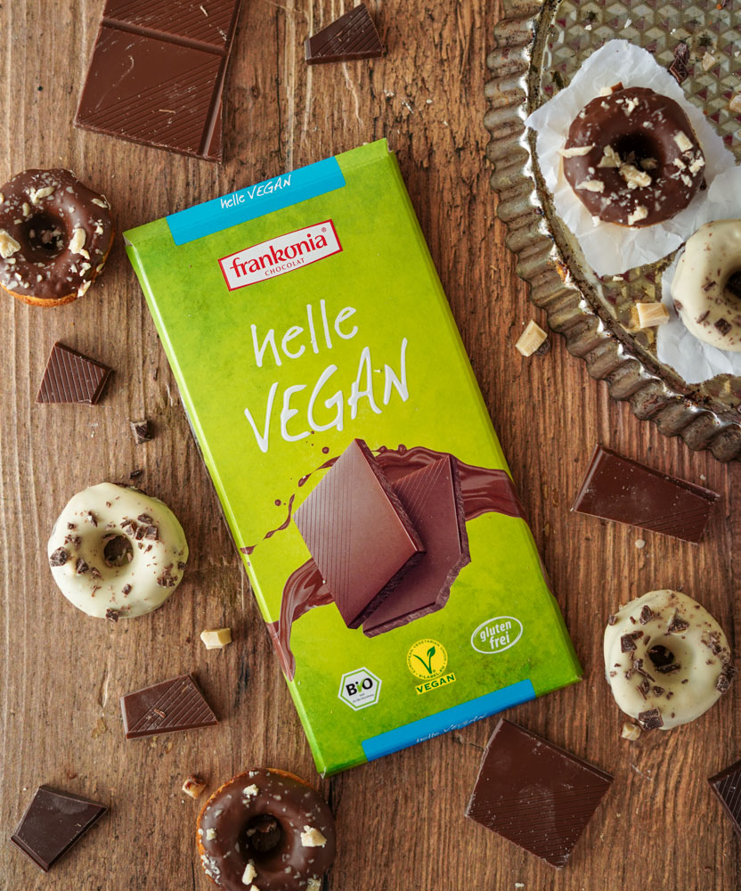 Schokolade vegan