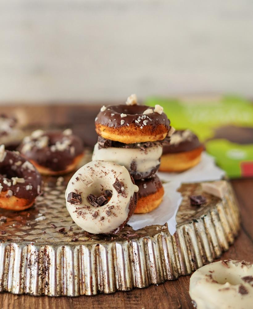 Vegane Donuts backen