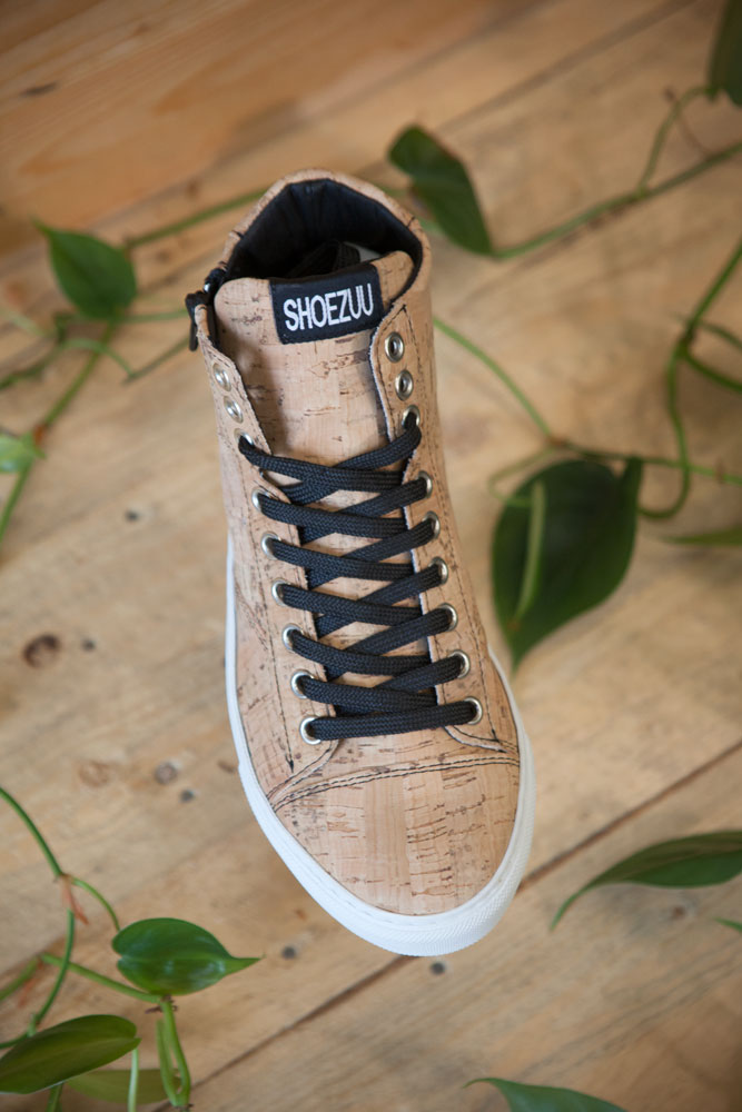 Vegane Sneaker in Kooperation mit NAE