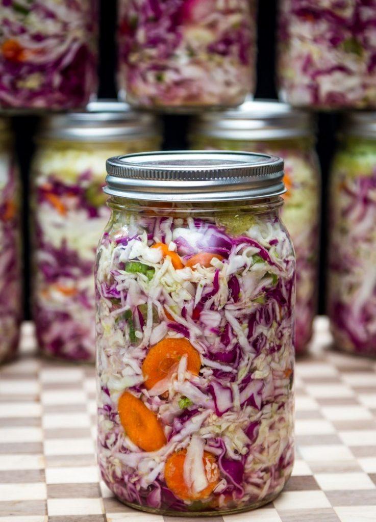 fermentieren einfach vegan zu hause
