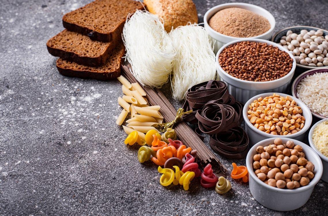 glutenfrei und vegan leben