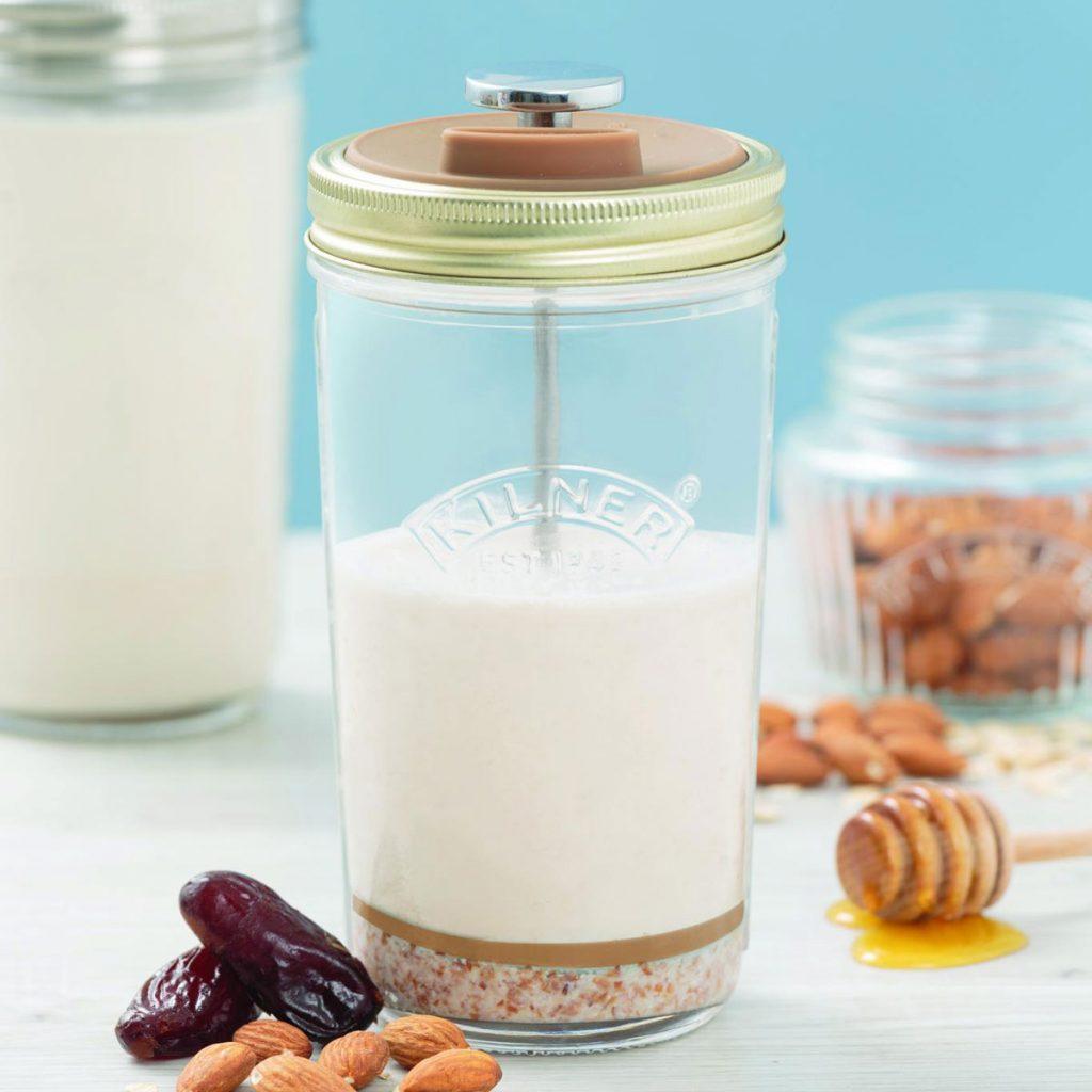 Nussmilch-Herstellungsset-500-ml Quelle: green your life