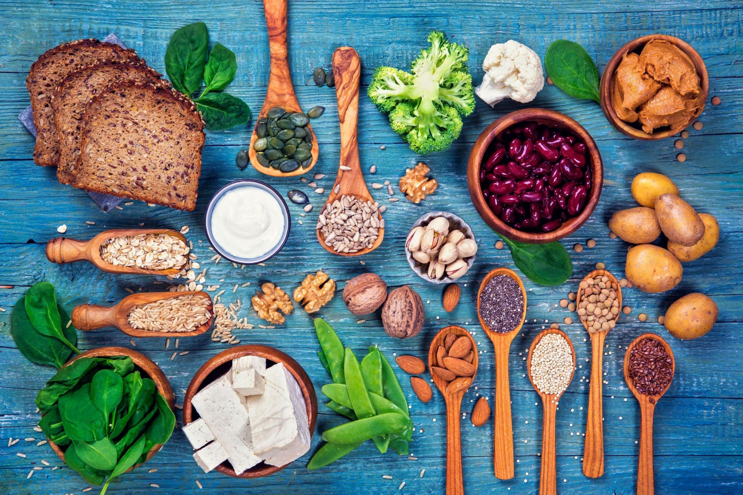 Wichtige Nährstoffe bei der veganen ernährung-2
