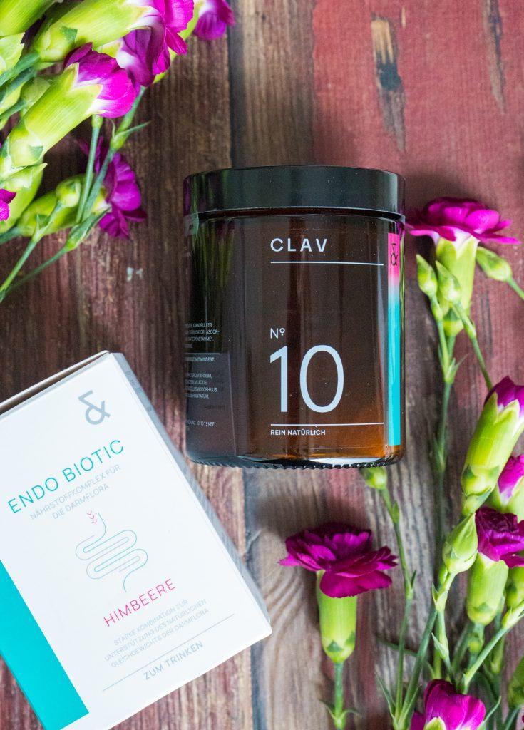 Clav Health Nahrungsärgenzungsmittel