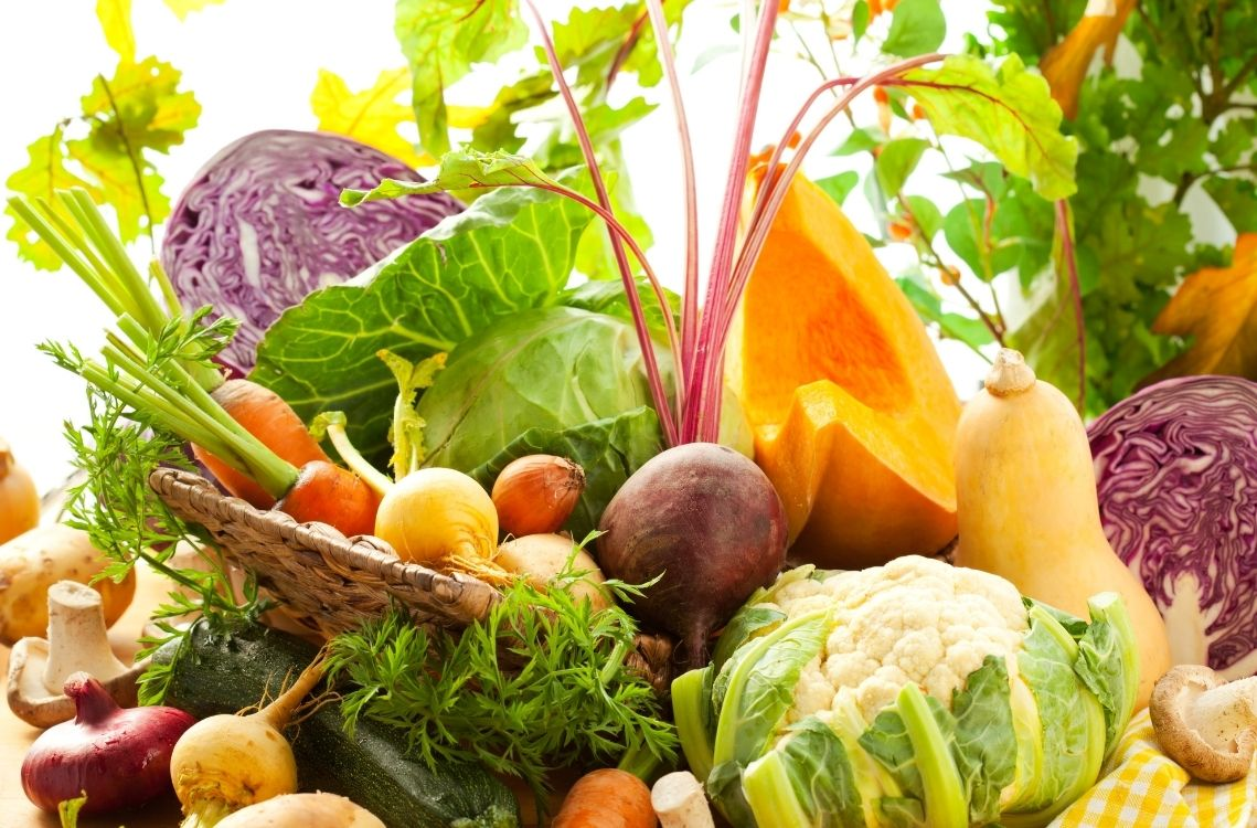 Gemüse regional saisonal essen